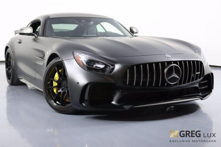 2019 Mercedes Benz AMG GT AMG GT R #0
