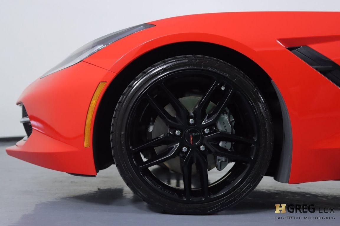 2016 Chevrolet Corvette 1LT #22