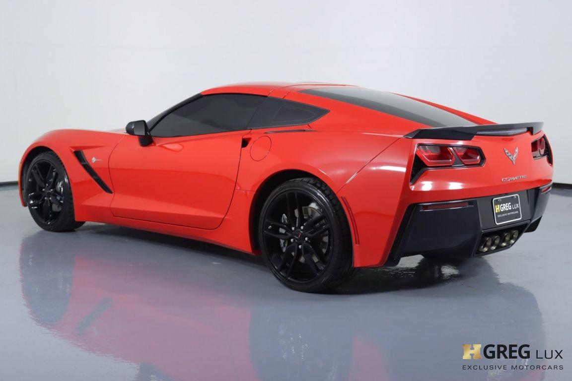 2016 Chevrolet Corvette 1LT #20