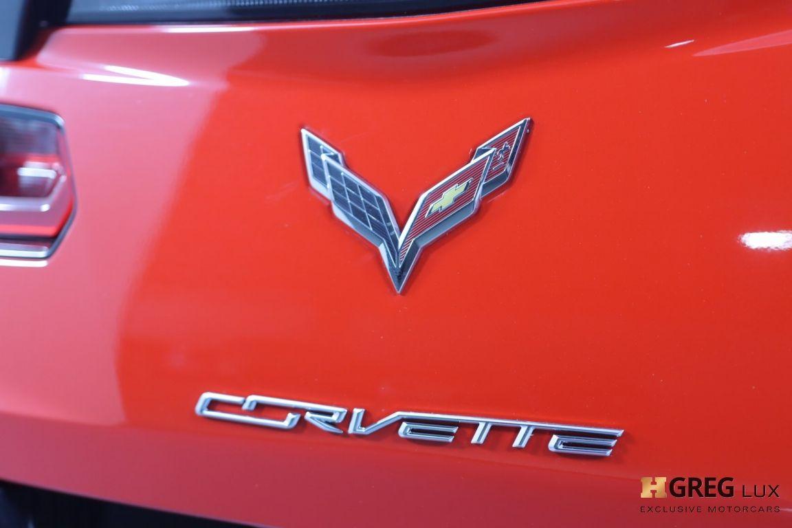 2016 Chevrolet Corvette 1LT #19