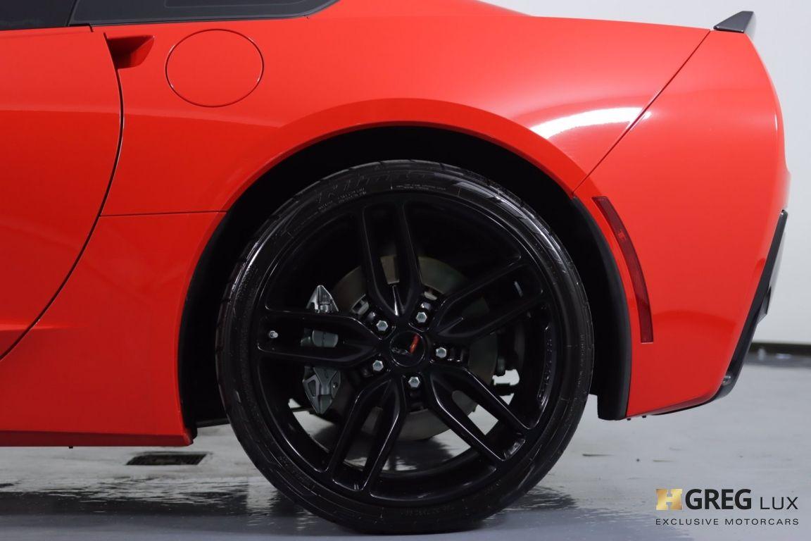 2016 Chevrolet Corvette 1LT #24
