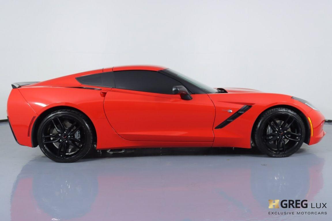 2016 Chevrolet Corvette 1LT #10