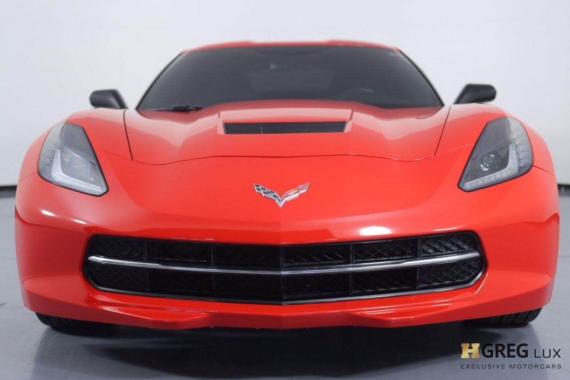 2016 Chevrolet Corvette 1LT #3