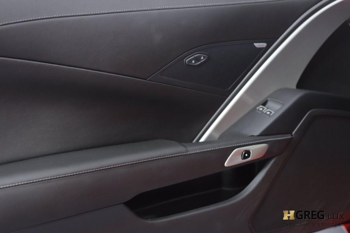 2016 Chevrolet Corvette 1LT #32