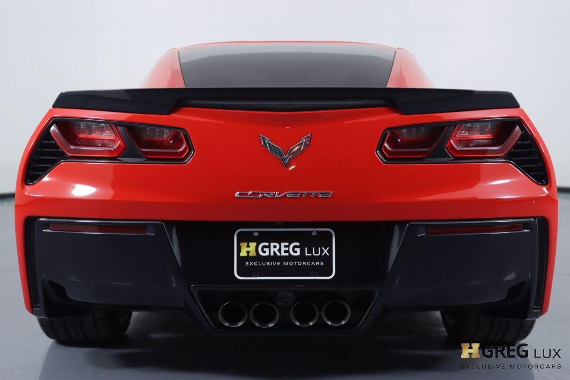2016 Chevrolet Corvette 1LT #16