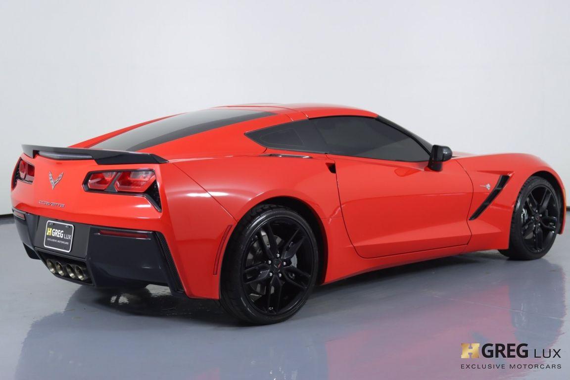 2016 Chevrolet Corvette 1LT #15