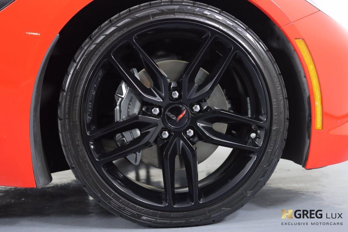 2016 Chevrolet Corvette 1LT #12