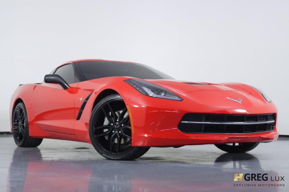 2016 Chevrolet Corvette 1LT #27