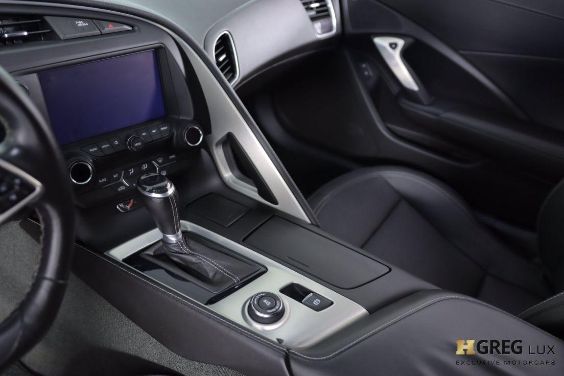 2016 Chevrolet Corvette 1LT #35