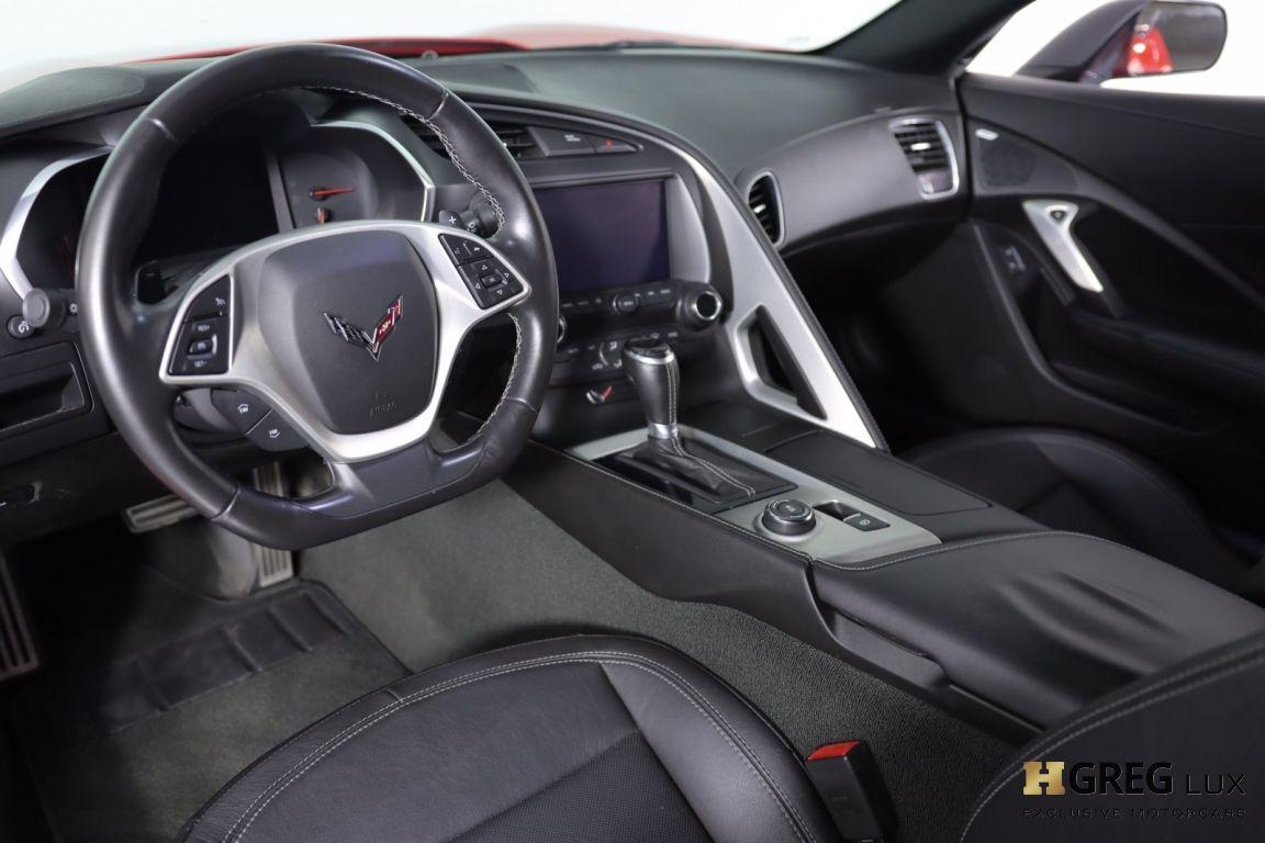 2016 Chevrolet Corvette 1LT #1