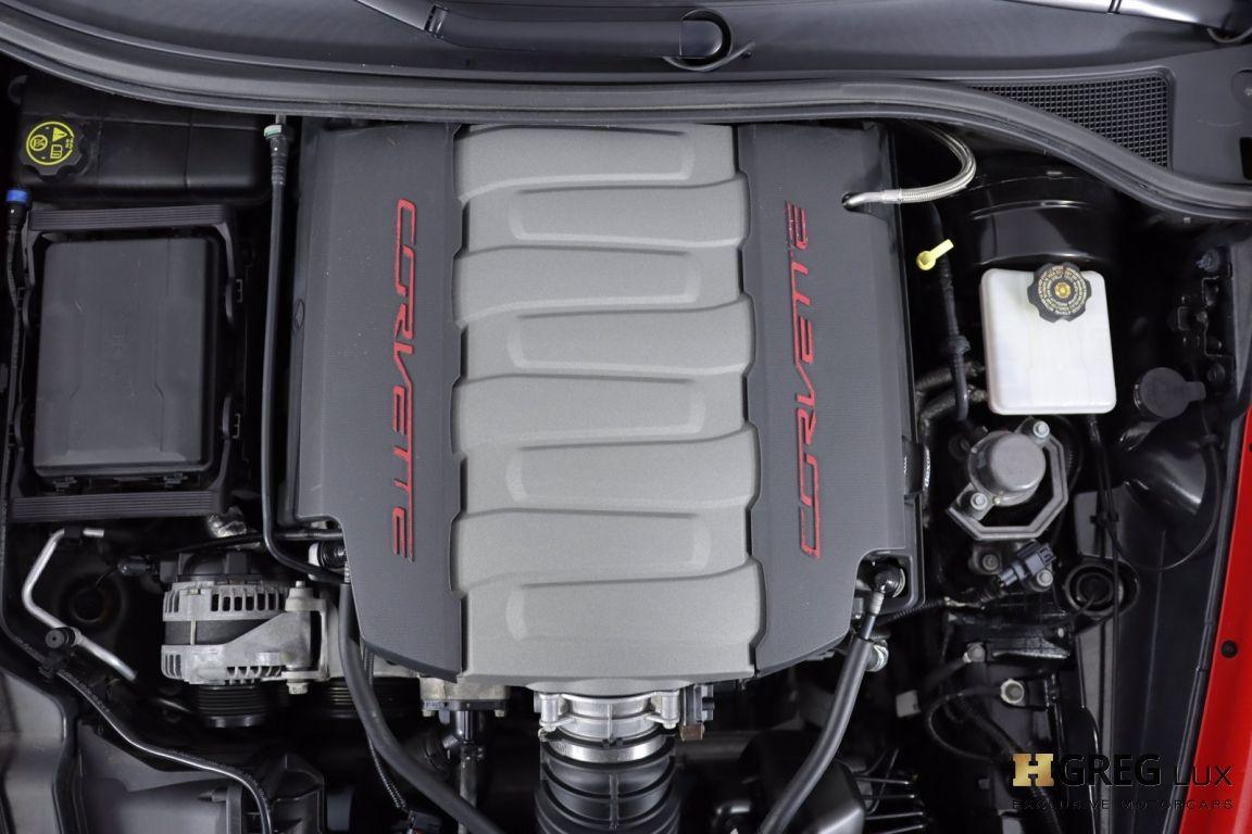 2016 Chevrolet Corvette 1LT #45