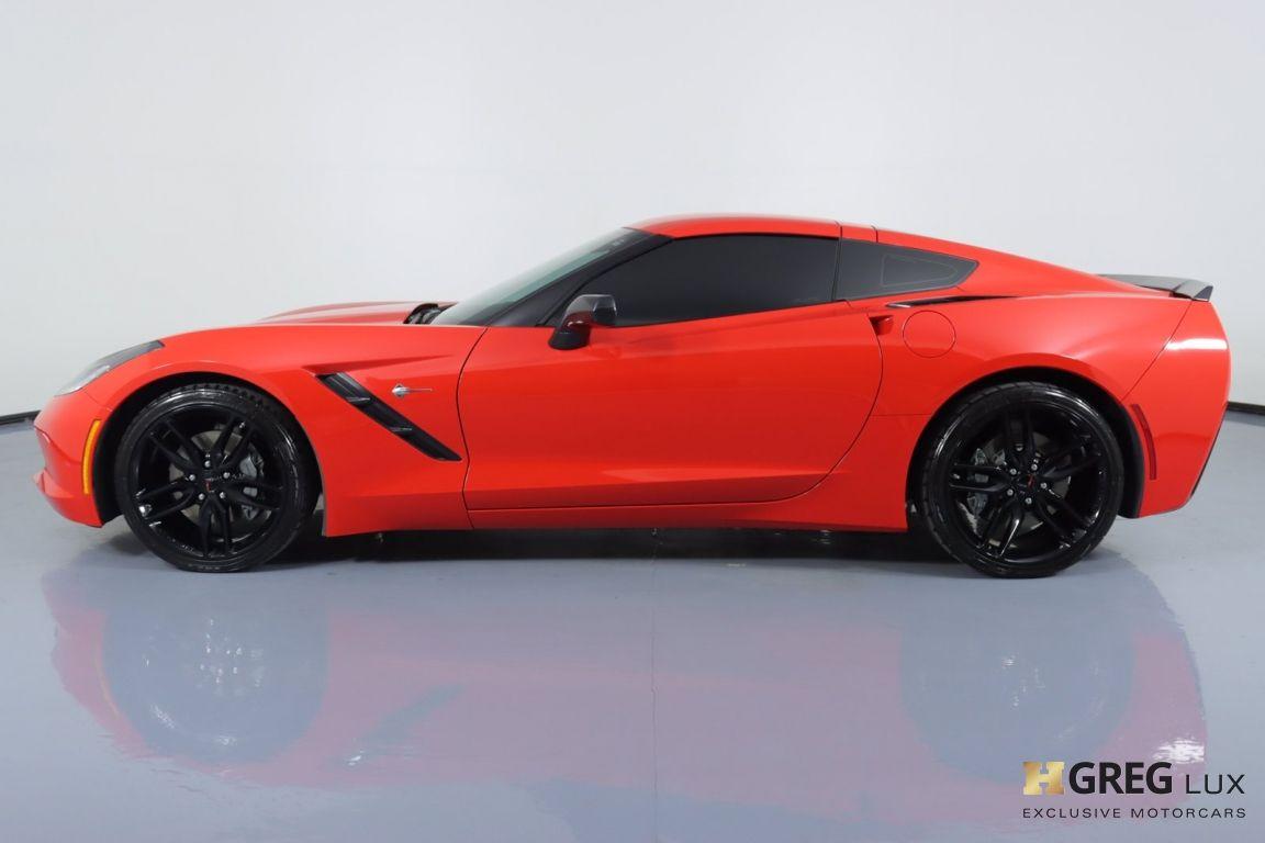 2016 Chevrolet Corvette 1LT #21