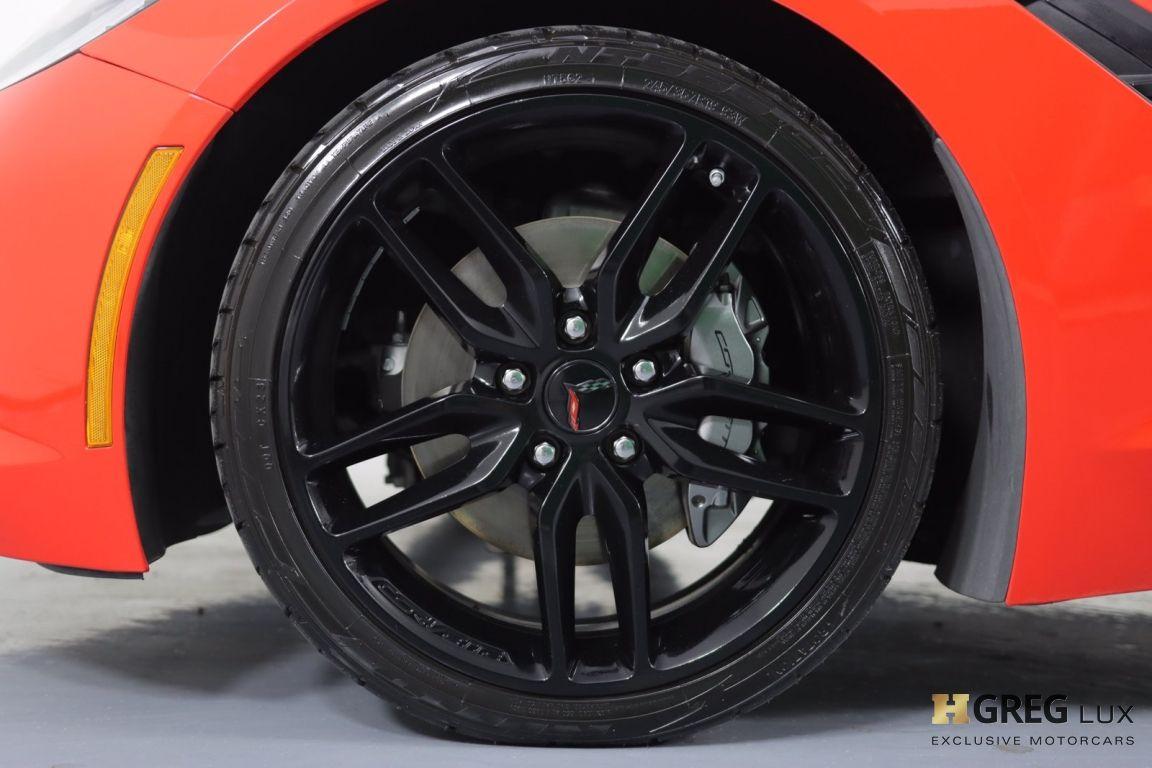 2016 Chevrolet Corvette 1LT #23