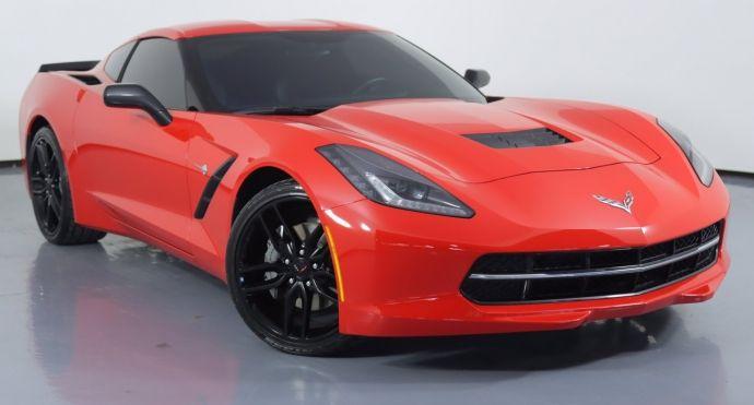 2016 Chevrolet Corvette 1LT #0