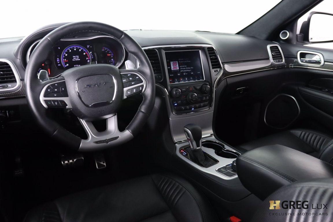 2018 Jeep Grand Cherokee Trackhawk #1