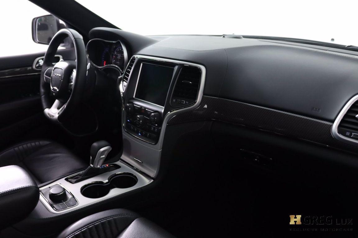 2018 Jeep Grand Cherokee Trackhawk #57