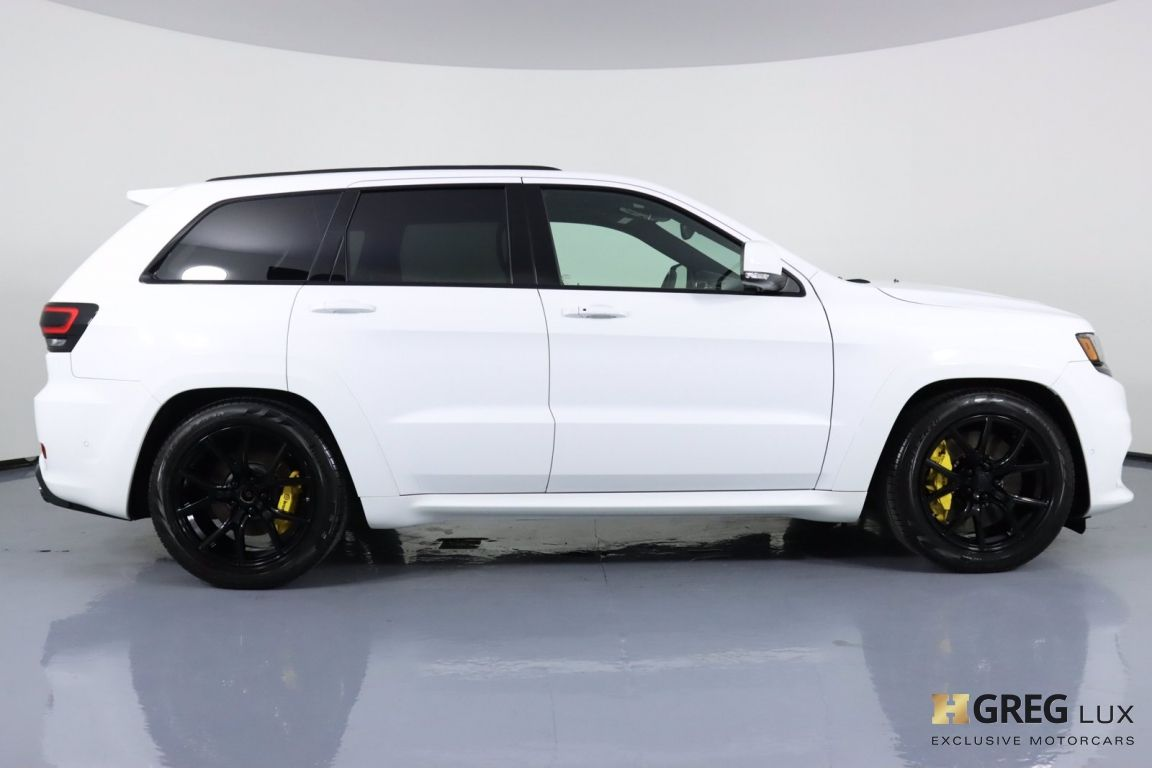 2018 Jeep Grand Cherokee Trackhawk #9