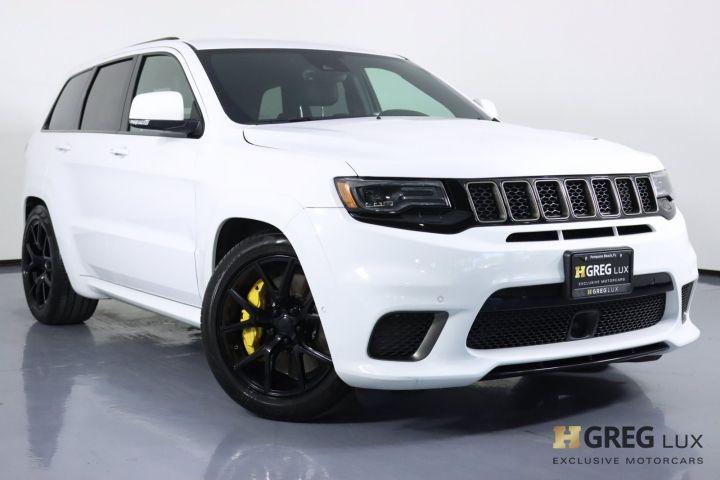 2018 Jeep Grand Cherokee Trackhawk #0