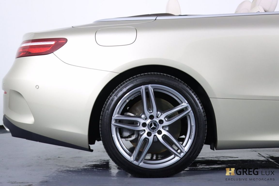2018 Mercedes Benz E Class E 400 #15