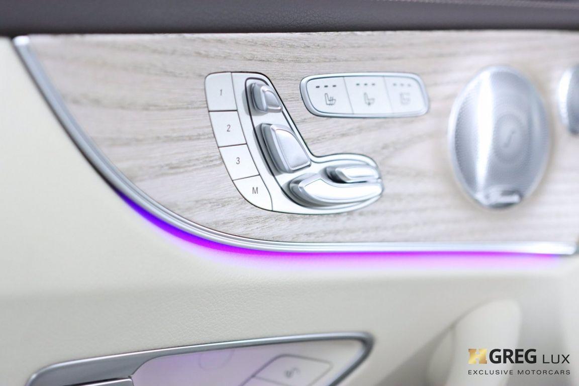 2018 Mercedes Benz E Class E 400 #48