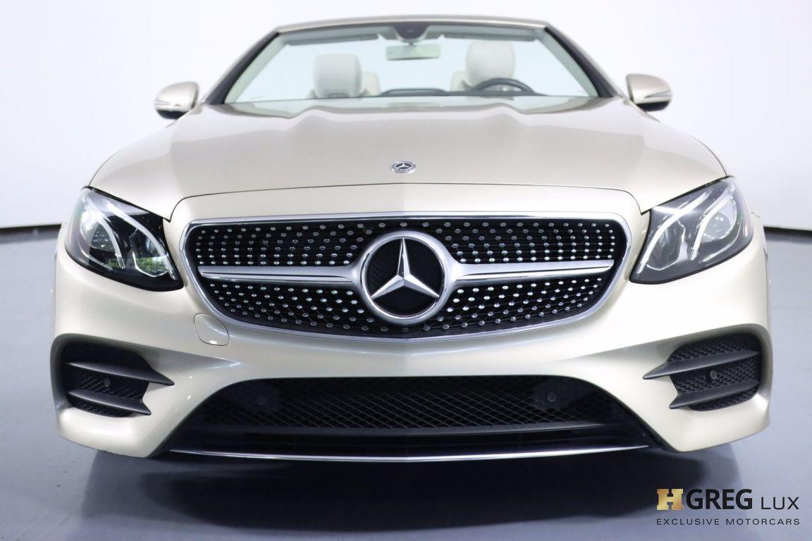 2018 Mercedes Benz E Class E 400 #5
