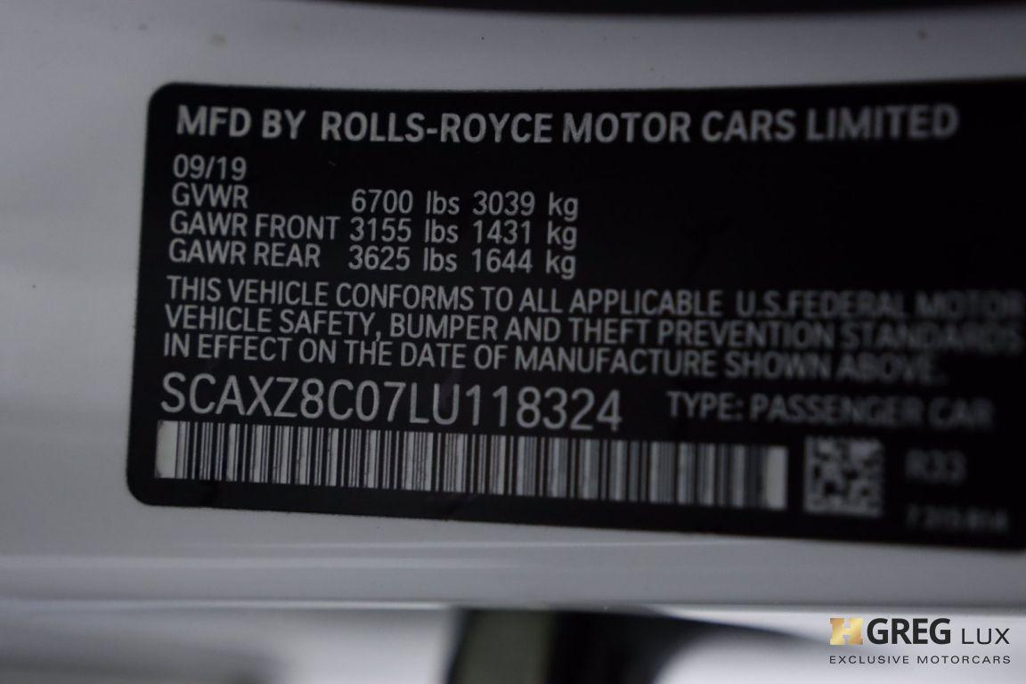 2020 Rolls Royce Dawn  #57