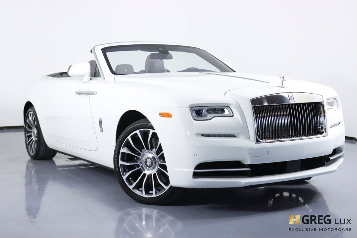 2020 Rolls Royce Dawn  #0