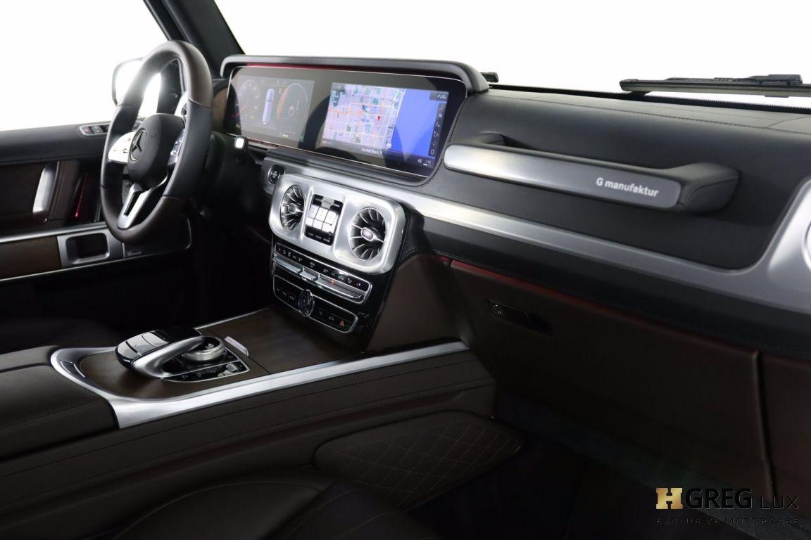 2020 Mercedes Benz G Class G 550 #51