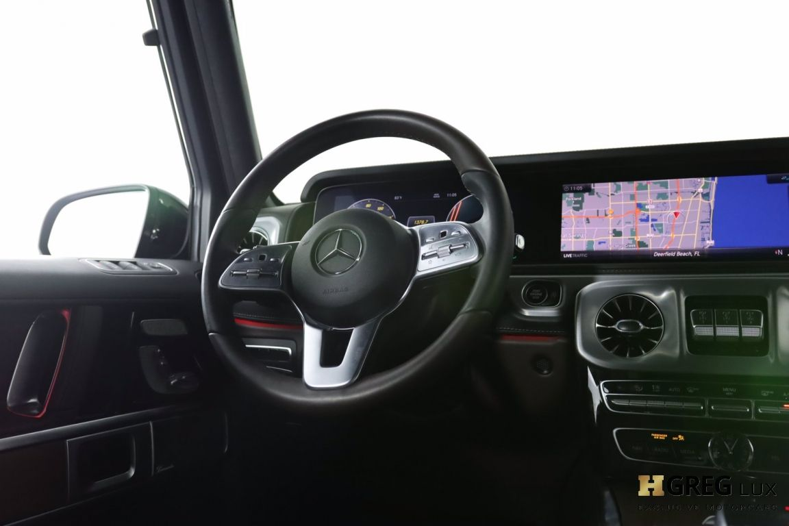 2020 Mercedes Benz G Class G 550 #46