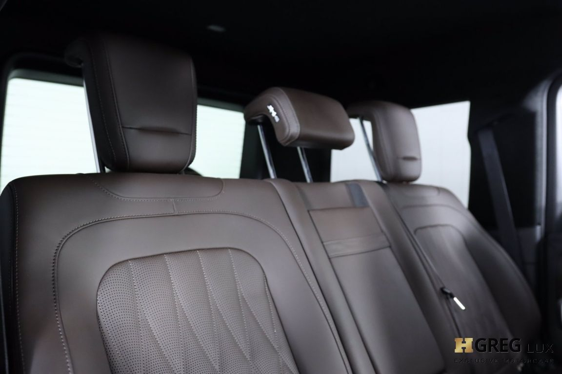 2020 Mercedes Benz G Class G 550 #33