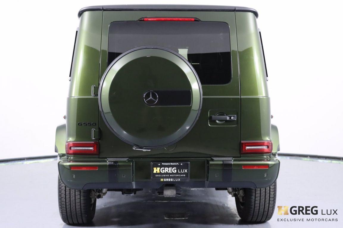 2020 Mercedes Benz G Class G 550 #16