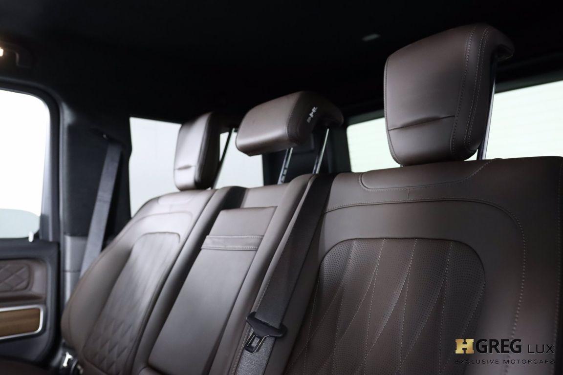 2020 Mercedes Benz G Class G 550 #29
