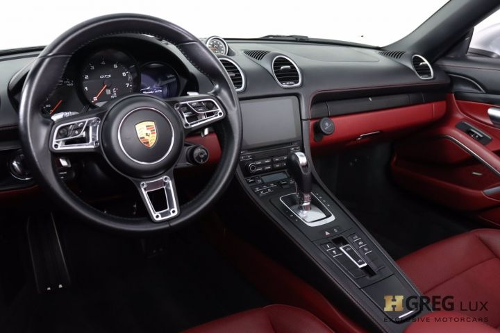 2019 Porsche 718 Boxster GTS #1