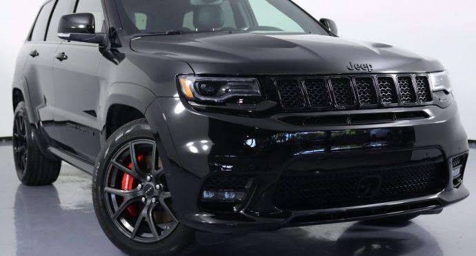 2020 Jeep Grand Cherokee SRT #0