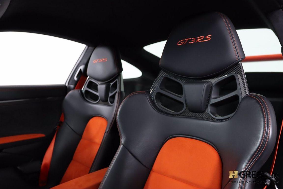 2016 Porsche 911 GT3 RS #2