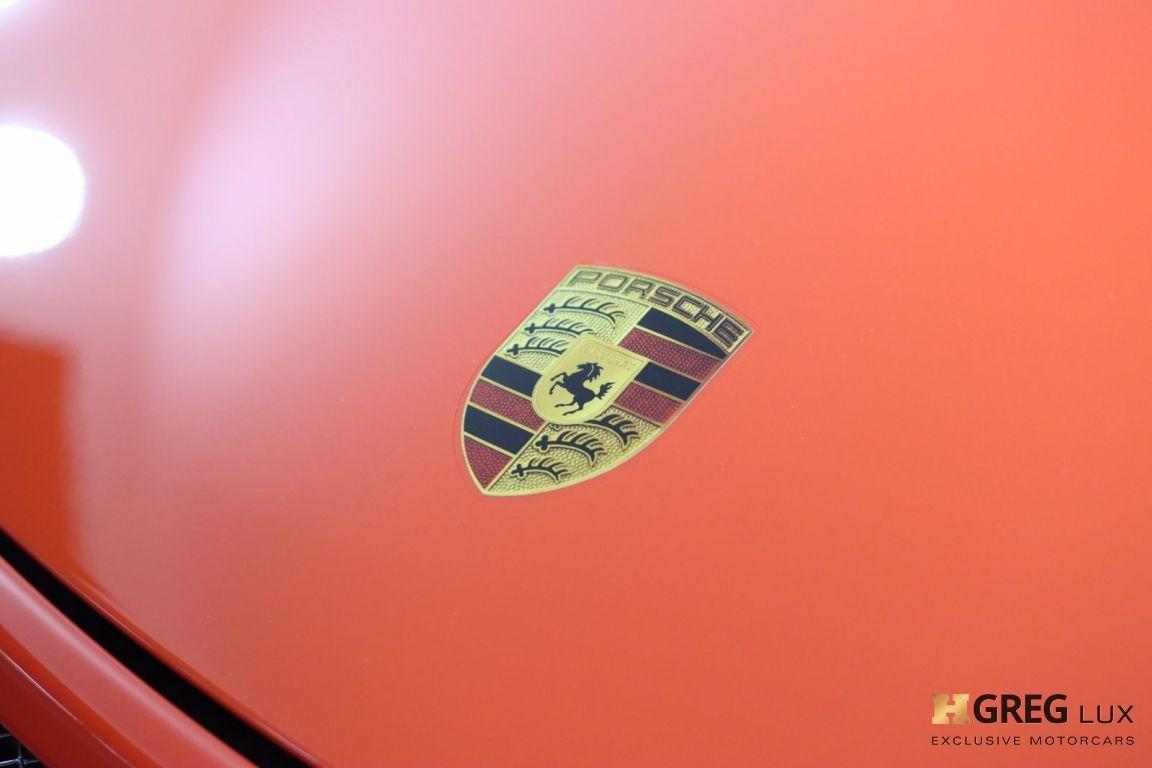 2016 Porsche 911 GT3 RS #7