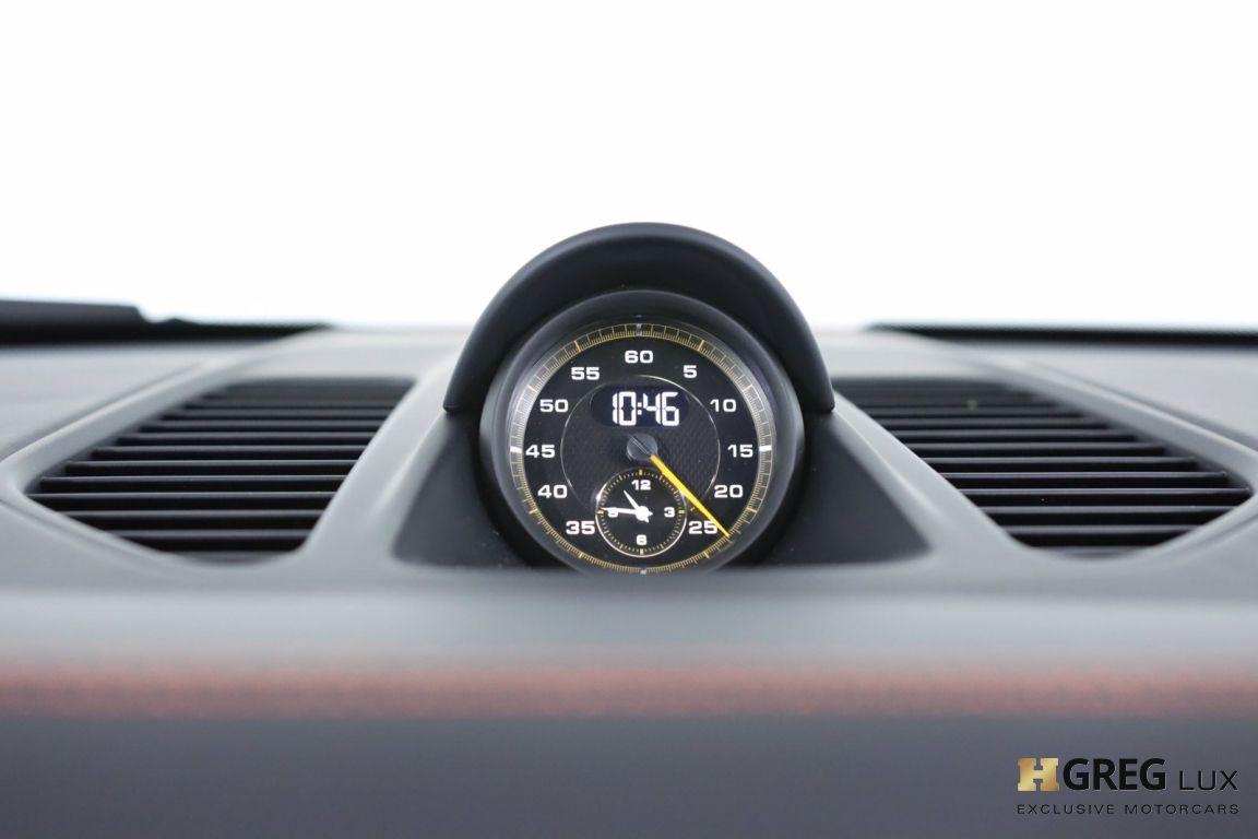 2016 Porsche 911 GT3 RS #49