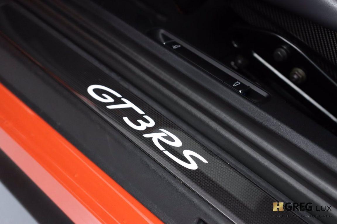 2016 Porsche 911 GT3 RS #40