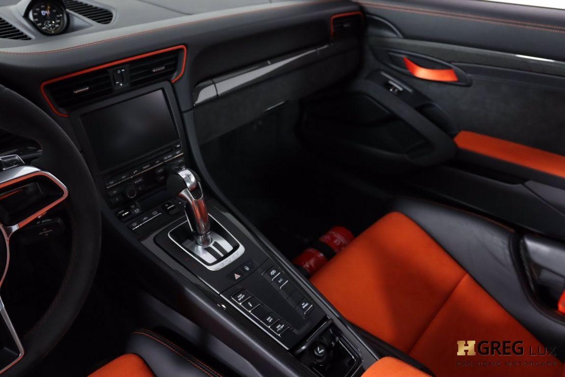 2016 Porsche 911 GT3 RS #41