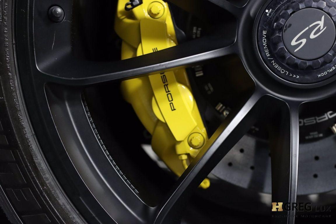 2016 Porsche 911 GT3 RS #30
