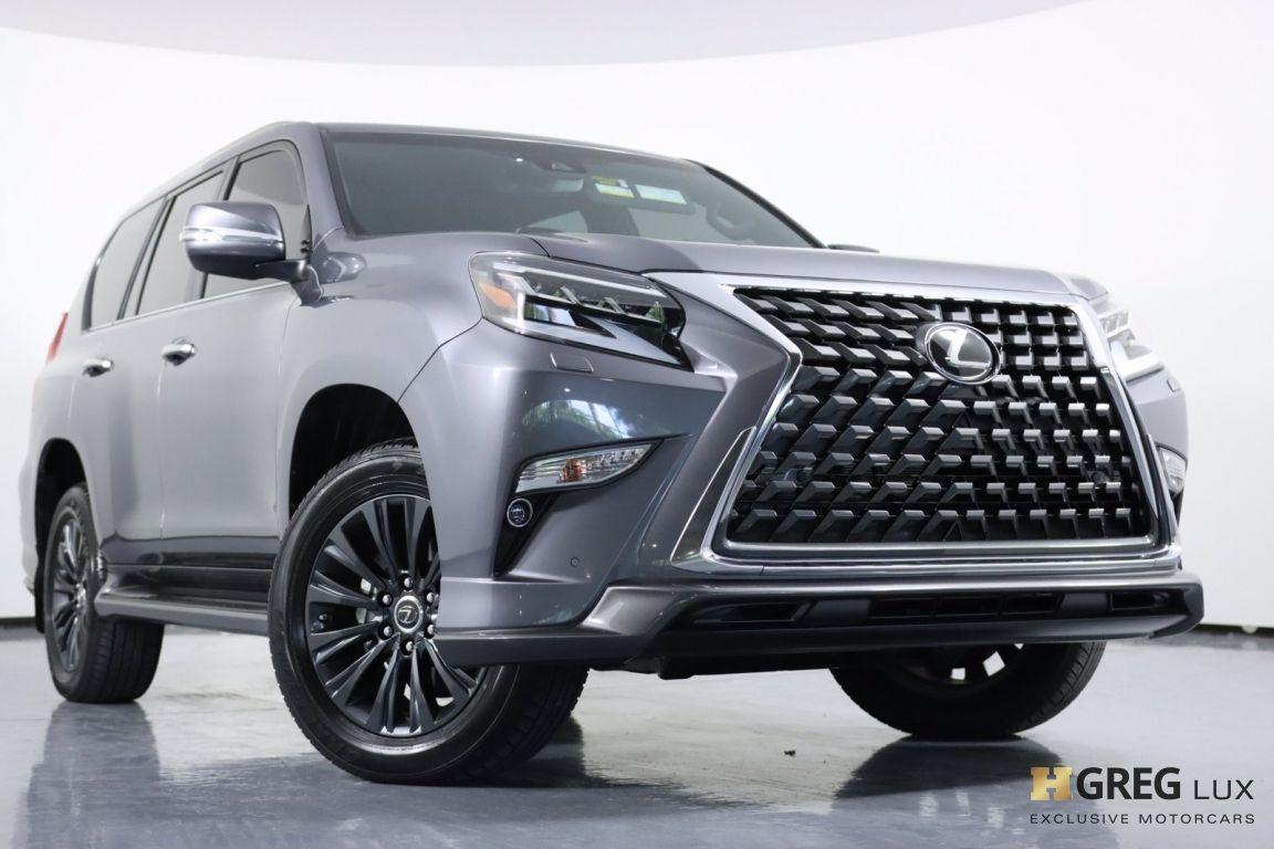 2021 Lexus GX GX 460 Premium #28