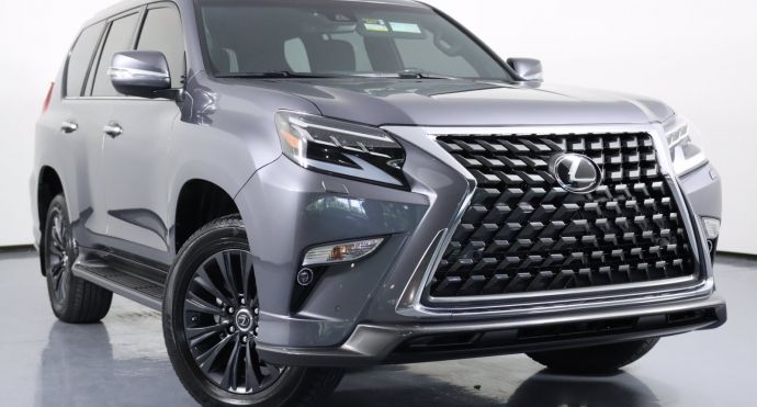 2021 Lexus GX GX 460 Premium #0