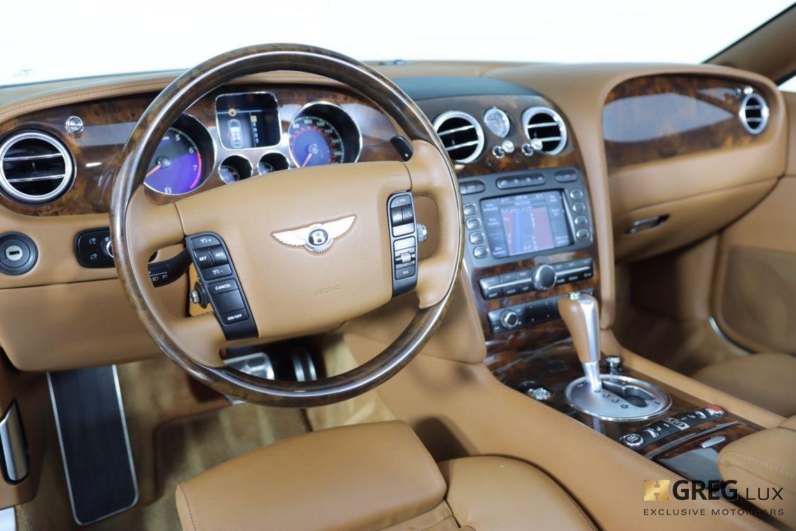 2007 Bentley Continental GT  #41