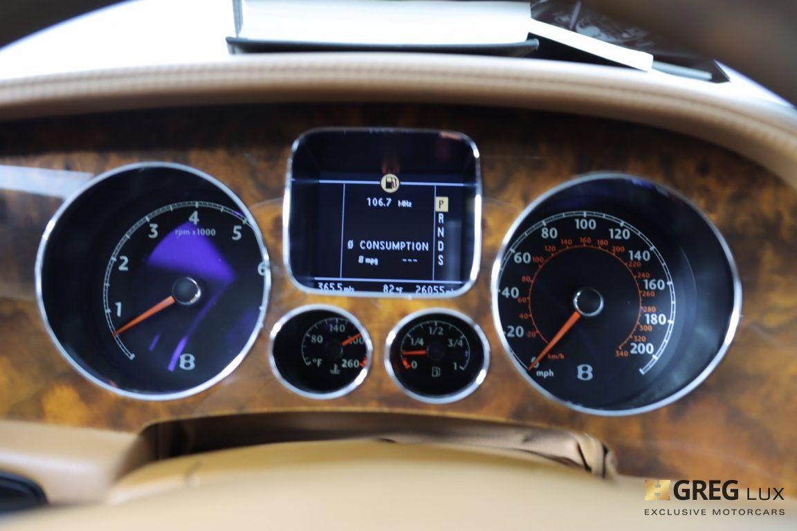 2007 Bentley Continental GT  #50