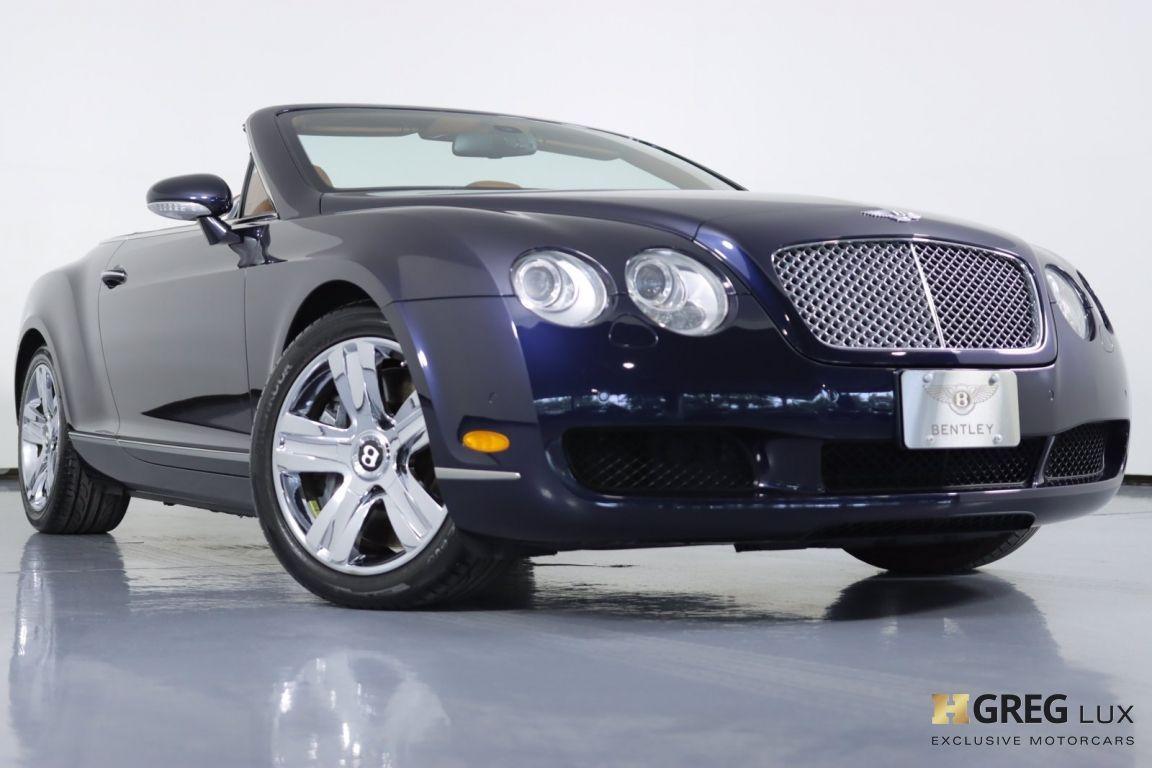 2007 Bentley Continental GT  #6
