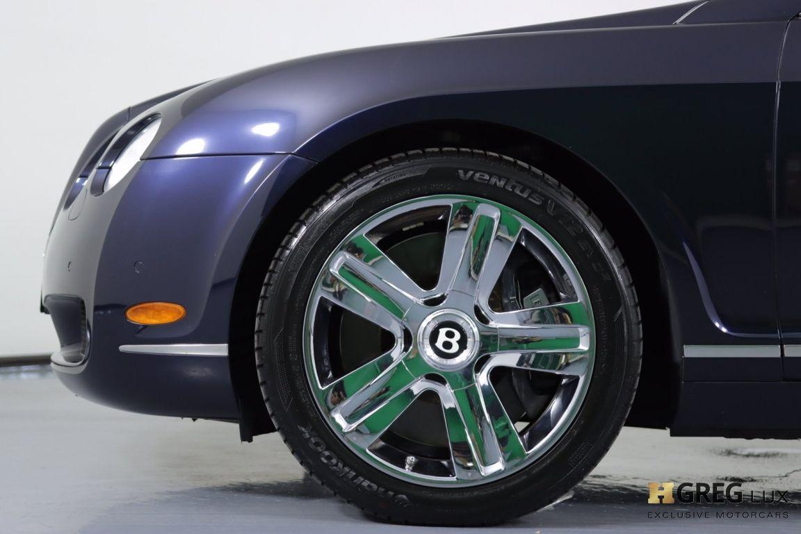 2007 Bentley Continental GT  #27