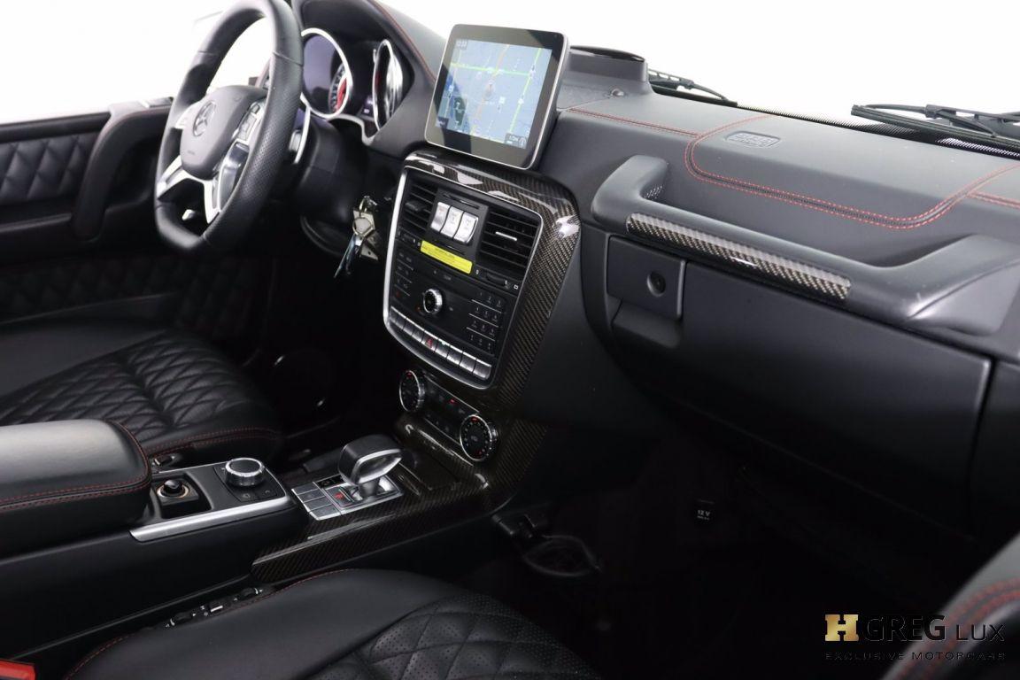 2017 Mercedes Benz G Class AMG G 63 #56
