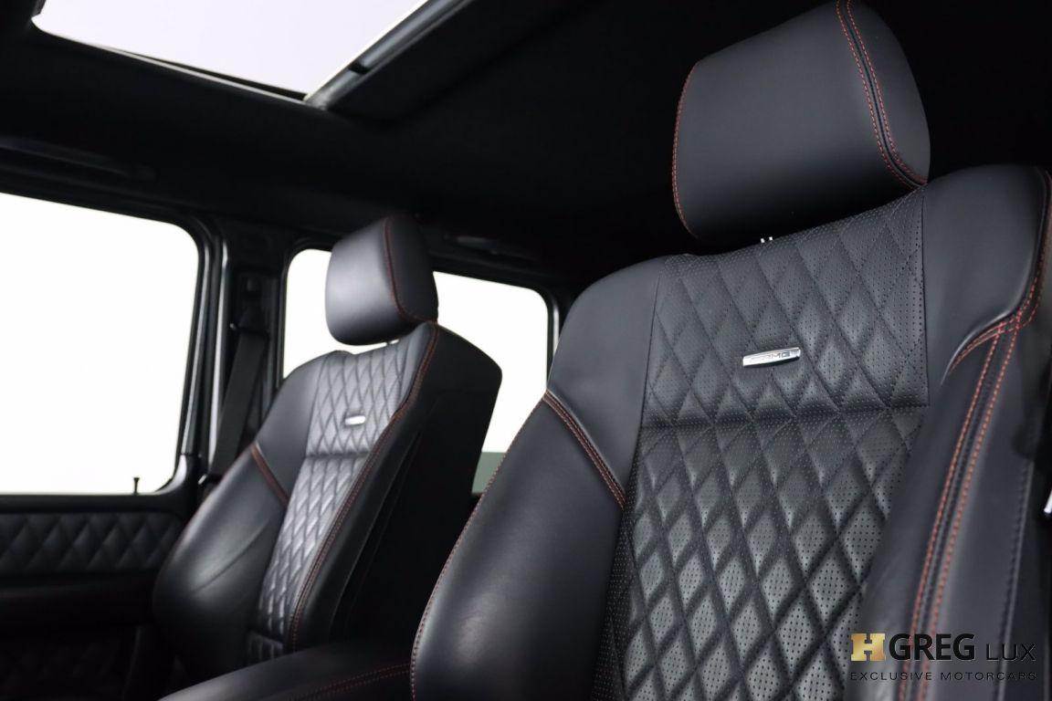 2017 Mercedes Benz G Class AMG G 63 #2
