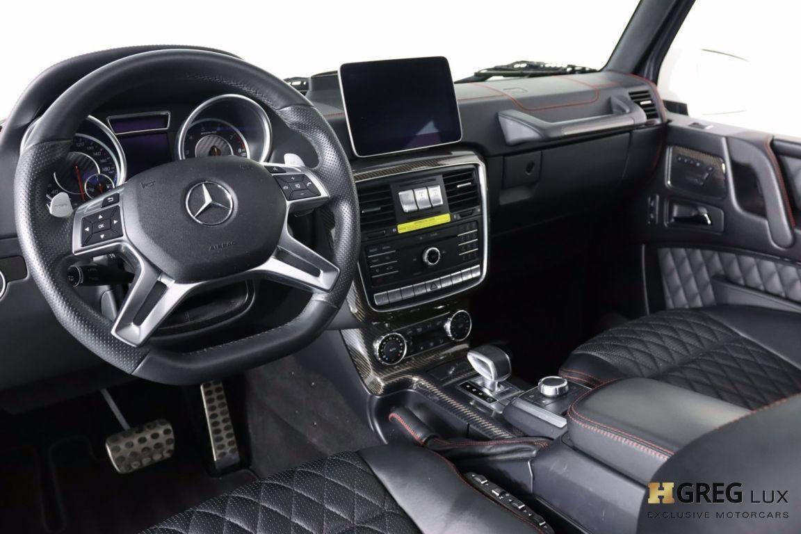 2017 Mercedes Benz G Class AMG G 63 #1