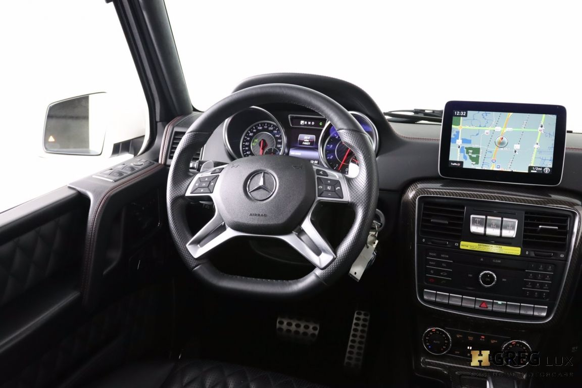 2017 Mercedes Benz G Class AMG G 63 #54